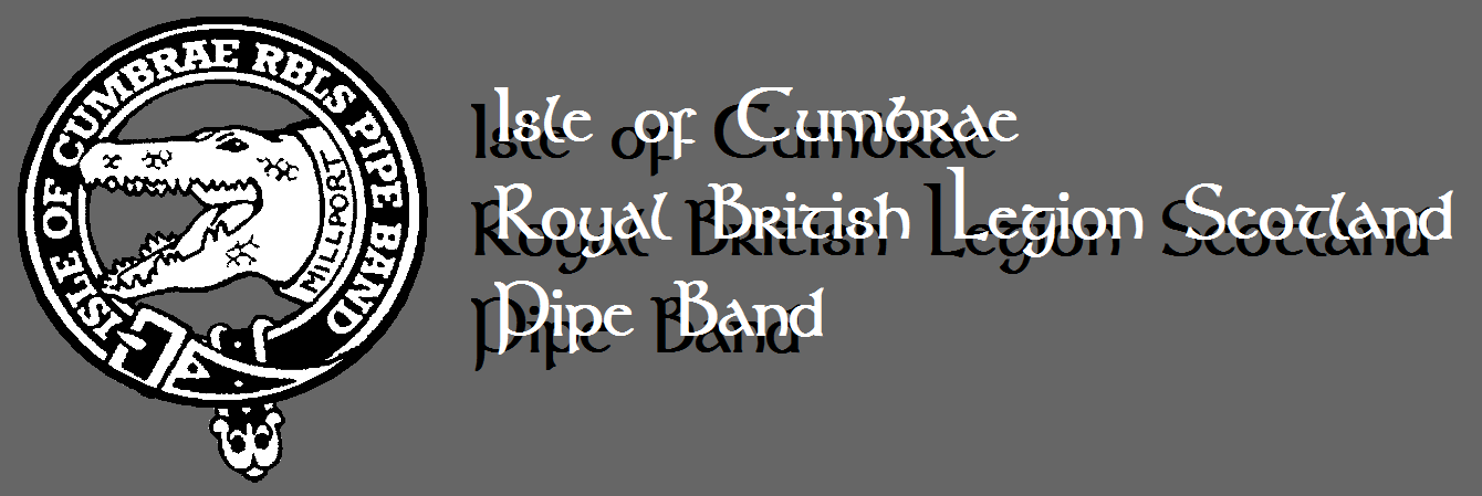 Band Logo Header
